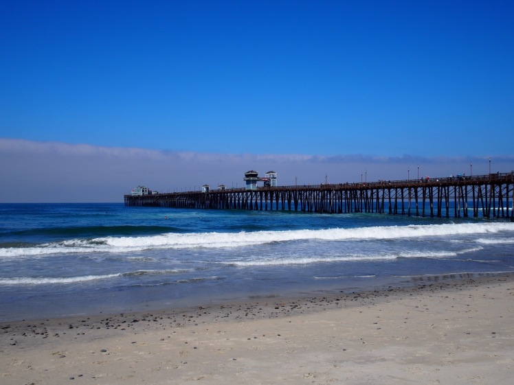 The Boardwalk- Oceanside Beach