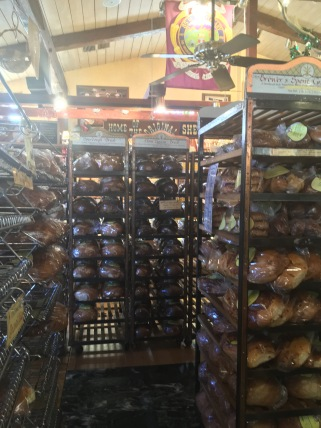 Bread heaven// Erick Schat's Bakery, Bishop, California
