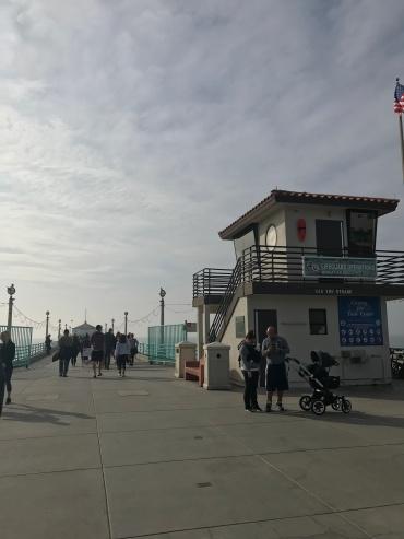 Perfect way to start the new year!// Manhattan Beach, California