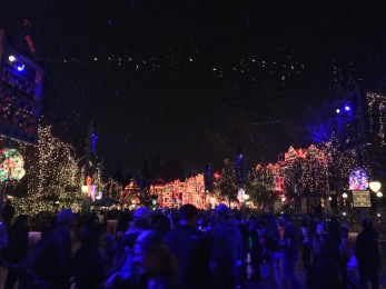 Magical Disneyland nights// Anaheim, California