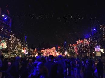 Magical Disneyland nights// Anaheim, California