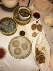 First meal back, had to be Dim Sum at Imperial Treasure. My stomach and heart were both so full!