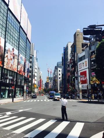 Backstreets of Shibuya