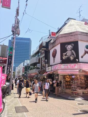 Takeshita-dori, Harajuku