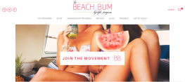 Join the Beach Bum movement!