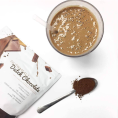 The chocolate Nutrimeal shake from Usana- delicious!