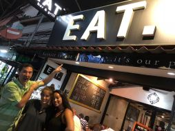 another dinner at Eat. Bar & Grill, our fav in Phuket!!