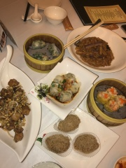 Sunday brunch or Sunday dim sum?//Crystal Jade Palace, Ngee Ann City