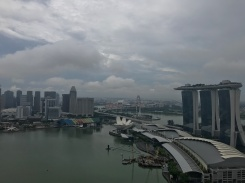 Lunch with a view times 999//Level 33, Marina Bay Financial Center