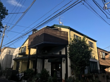 Hello neighborhood, you're looking good this morning// Naka-Meguro, Japan