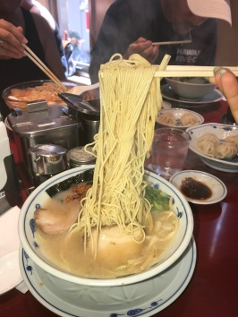 Noodles on noodles on noodles