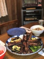BBQs at home