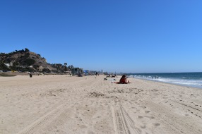 Celebrated the first day of fall the only way you do in LA, at the beach // Will Rogers State Beach, Santa Monica