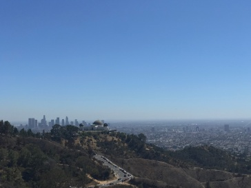 Breathtaking views of my home away from home, how crazy is it that I get to live here // Griffith Park, Los Angeles