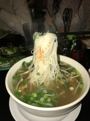Cooler days are calling for big bowls of Pho//Chateau Lemongrass, Eagle Rock