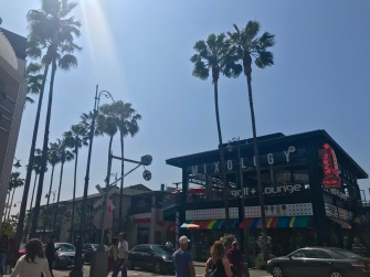 A perfect lil LA day at the mall // The Grove, California