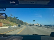 Long drives and walks on the beach, or long drives to the beach // Will Rogers State Beach, Santa Monica