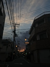 Home for a hot sec, love it more and more every day // Gohongi, Tokyo