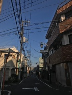 Morning walk to grab a coffee from the conbini and I am more than content // Gohongi, Tokyo