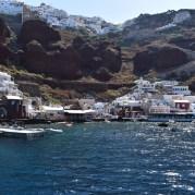 Picturesque Santorini.