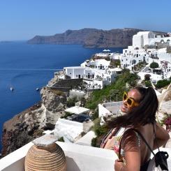 A Santorini Summer.