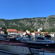 The port of Kotor.