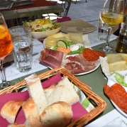Summer lunch- Montenegro style.