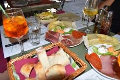 Summer lunch- Montenegro style.