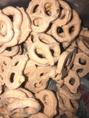 Pumpkin Spiced Pretzels from Sprouts