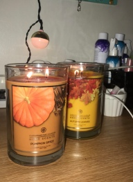 ALL the fall candles